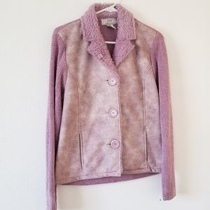 Lisa International cardigan sweater